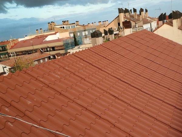 Empresas Especializadas en Construir Tejados MADRID