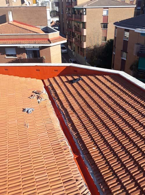 Empresas Reparación Solución Goteras Tejados MADRID